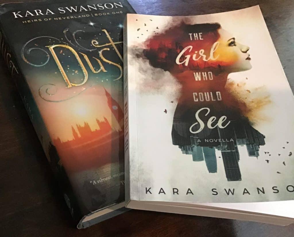 Kara Swanson books