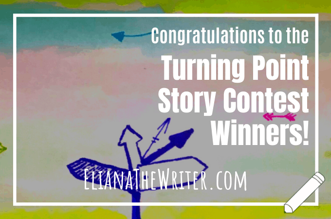 Congratulations to the Turning Point Story Contest Winners!